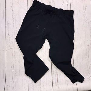Lululemon Athletica Style X8 Black Pants Size 8